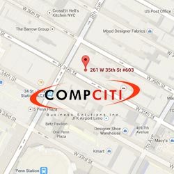 Compciti Business Solutions of New York